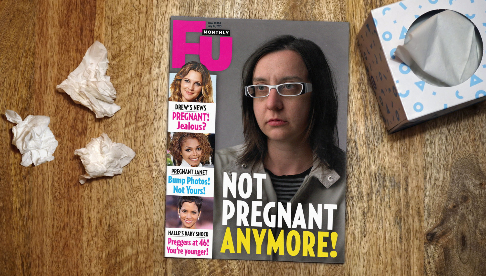 Adventures in Miscarriage still image